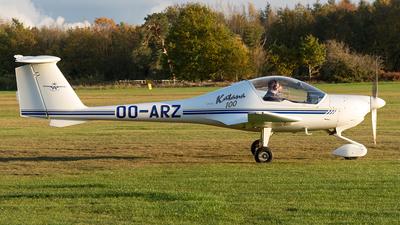 OO-ARZ - Diamond Aircraft DV-20A Katana - Private