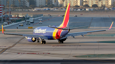 N773SA - Boeing 737-7H4 - Southwest Airlines