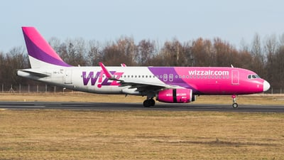 HA-LYL - Airbus A320-232 - Wizz Air