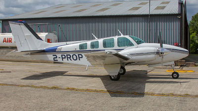 2-PROP - Beechcraft 58 Baron - Private