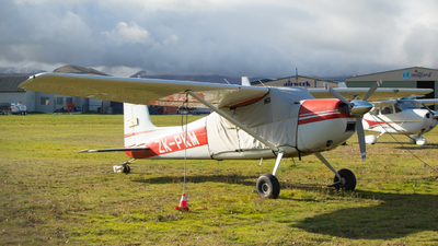ZK-PKM - Cessna 180D Skywagon - Private