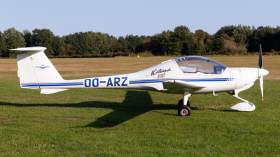 OO-ARZ - Diamond Aircraft DV-20A Katana - Private