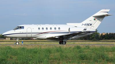 I-KREM - Raytheon Hawker 800XP - Interjet SRL