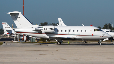 XA-PMS - Bombardier CL-600-2B16 Challenger 604 - Private