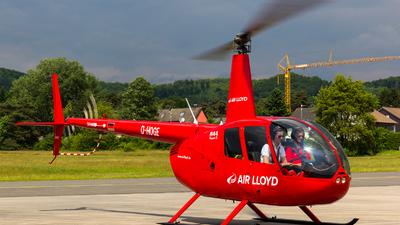 D-HOGE - Robinson R44 Raven II - Air Lloyd