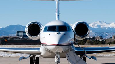 N650VC - Gulfstream G650ER - Private