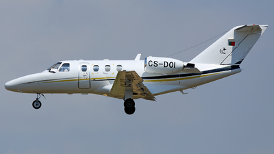 CS-DOI - Cessna 525 Citationjet CJ1 - Taespejo