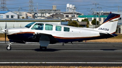 JA4156 - Beechcraft A36 Bonanza - Private
