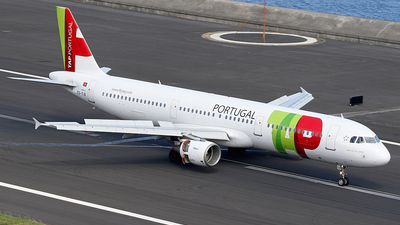 CS-TJE - Airbus A321-211 - TAP Portugal