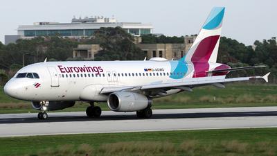 A picture of DAGWD - Airbus A319132 - Eurowings - © Buzu