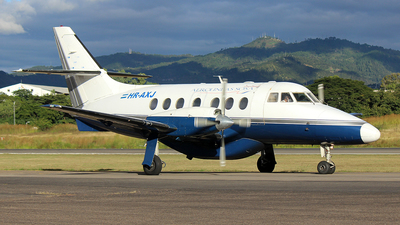 HR-AXJ - British Aerospace Jetstream 32 - Aerolineas Sosa