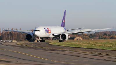 N845FD - Boeing 777-FS2 - FedEx