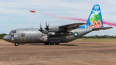 64312 - Lockheed C-130E Hercules - Pakistan - Air Force