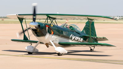 N12JX - Pitts S-2S Special - Private