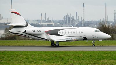 XA-CHD - Dassault Falcon 2000EX - Private