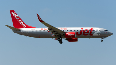 A picture of GDRTE - Boeing 7378K5 - Jet2 - © Rui Marques