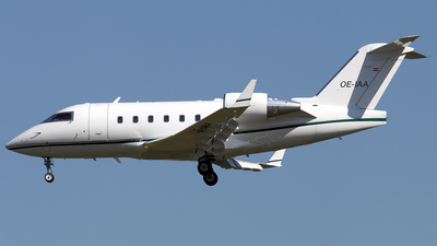 OE-IAA - Bombardier CL-600-2B16 Challenger 604 - Europ Star Aircraft