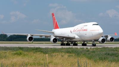 OM-ACG - Boeing 747-409(BDSF) - Air Cargo Global