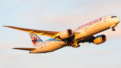 C-FNOH - Boeing 787-9 Dreamliner - Air Canada