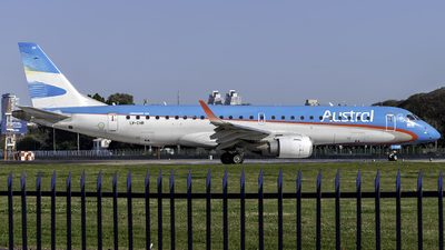 LV-CHR - Embraer 190-100IGW - Austral Líneas Aéreas