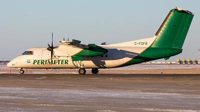 C-FOFR - Bombardier Dash 8-106 - Perimeter Airlines