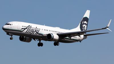 N467AS - Boeing 737-990ER - Alaska Airlines