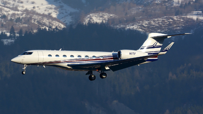 N1TF - Gulfstream G650 - Private