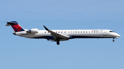 N161PQ - Bombardier CRJ-900ER - Delta Connection (SkyWest Airlines)