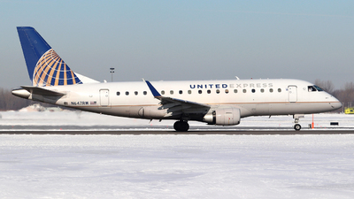 A picture of N647RW - Embraer E170SE - United Airlines - © Guy Langlois