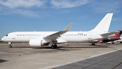 VP-BJB - Airbus A220-371 - Untitled