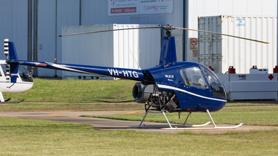 VH-HTG - Robinson R22 Beta - Bankstown Helicopters