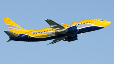 F-GFUF - Boeing 737-3B3(QC) - ASL Airlines