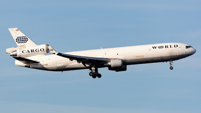 N274WA - McDonnell Douglas MD-11(F) - World Airways Cargo