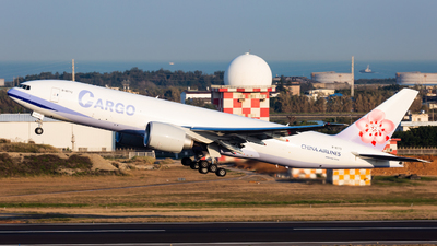 B-18772 - Boeing 777-F - China Airlines Cargo