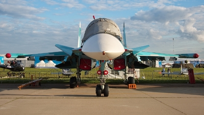 RF-95841 - Sukhoi Su-34 Fullback - Russia - Air Force