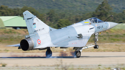 85 - Dassault Mirage 2000C - France - Air Force