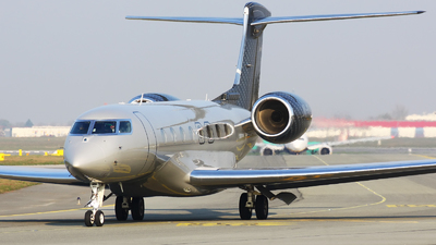 M-PLUS - Gulfstream G650ER - Private