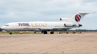 PR-TTW - Boeing 727-225(Adv)(F) - Total Linhas Aéreas
