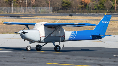 A picture of N24214 - Cessna 152 - [15280154] - © Maik Voigt