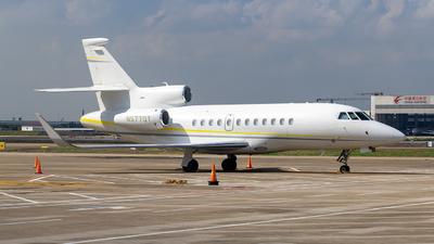 N577QT - Dassault Falcon 900EX - Private