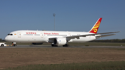A picture of B1540 - Boeing 7879 Dreamliner - Hainan Airlines - © if