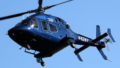 N42NY - Bell 429 Global Ranger - Private