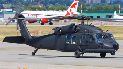 N536XN - Sikorsky UH-60A Blackhawk - Northwest Helicopters