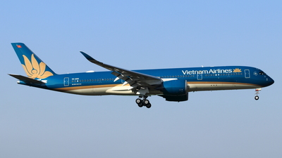 VN-A890 - Airbus A350-941 - Vietnam Airlines
