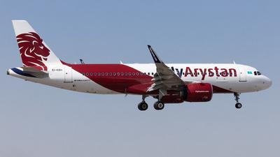 EI-KBH - Airbus A320-271N - Fly Arystan