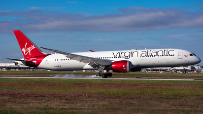 G-VNEW - Boeing 787-9 Dreamliner - Virgin Atlantic Airways