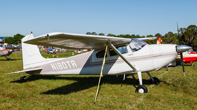 N180TR - Cessna 180A Skywagon - Private