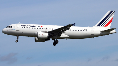 A picture of FGKXN - Airbus A320214 - Air France - © Eddie Heisterkamp