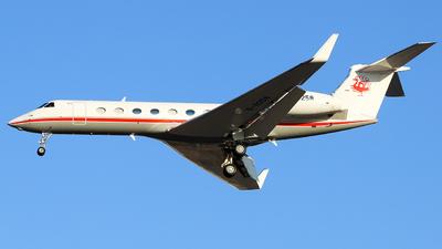 B-8258 - Gulfstream G550 - Private