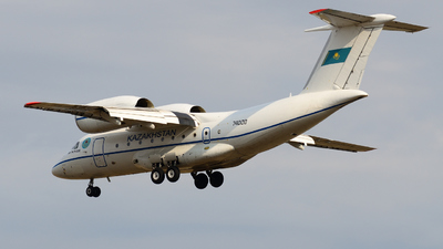 74008 - Antonov An-74TK-200VIP - Kazakhstan - Border Guard